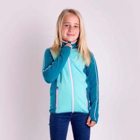 Dívčí funkční sportovní mikina - Progress TISPA JUNIOR - 3