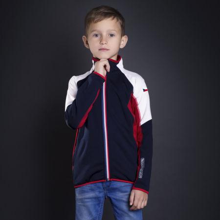 Dětská funkční sportovní mikina - Progress REPUBLICO KID - 5