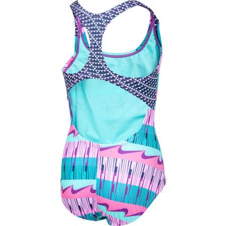 Dívčí jednodílné plavky - Nike CLASH - 3
