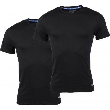 Pánské tričko - Champion T-SHIRT ROUND NECK X2 - 1