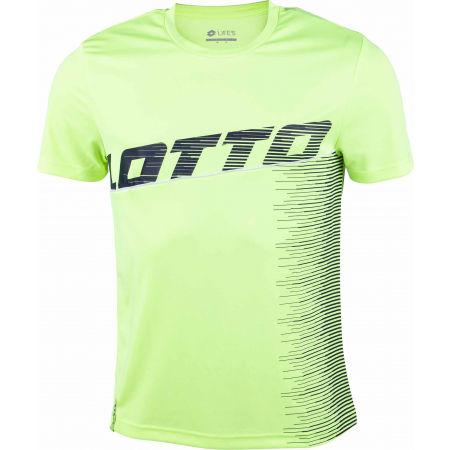 Lotto LOGO IV TEE PL - Pánské sportovní tričko