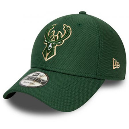 New Era 9FORTY NBA ESSENTIAL MILWAUKEE BUCKS - Klubová kšiltovka