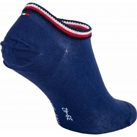Pánské ponožky - Tommy Hilfiger MEN SNEAKER 2P ICONIC STRIPE - 3