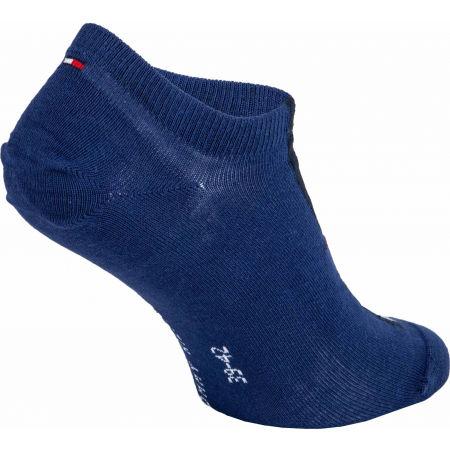 Pánské ponožky - Tommy Hilfiger MEN SNEAKER 2P ICONIC STRIPE - 5