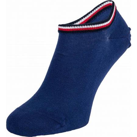 Pánské ponožky - Tommy Hilfiger MEN SNEAKER 2P ICONIC STRIPE - 2