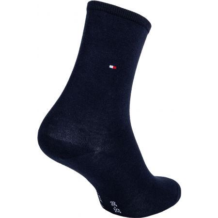 Dámské ponožky - Tommy Hilfiger WOMEN SOCK DOT 2P - 5