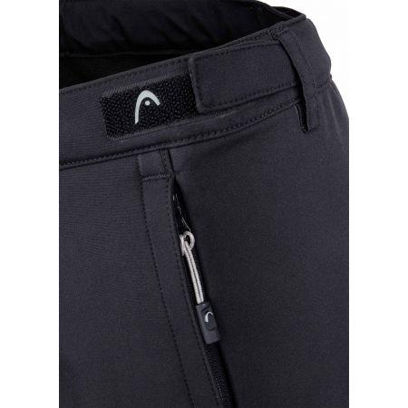 Dětské softshellové kalhoty - Head NAXOS - 4