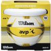 Plážový set - Wilson AVP BEACH KIT W/DISK YEL - 1