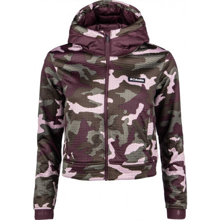 Columbia NORTHERN CANYON HYBRID HOODIE