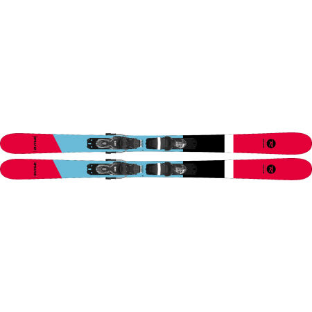 Juniorské sjezdové lyže - Rossignol SPRAYER 2 + XPRESS 10 - 2