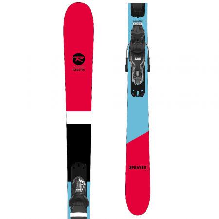 Juniorské sjezdové lyže - Rossignol SPRAYER 2 + XPRESS 10 - 1