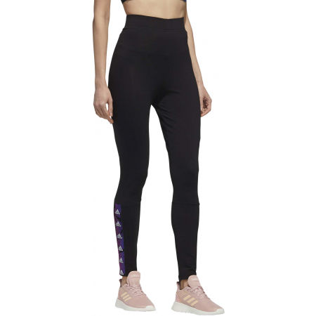 Dámské legíny - adidas WOMENS ESSENTIALS TAPE HIGH RISE TIGHT - 6