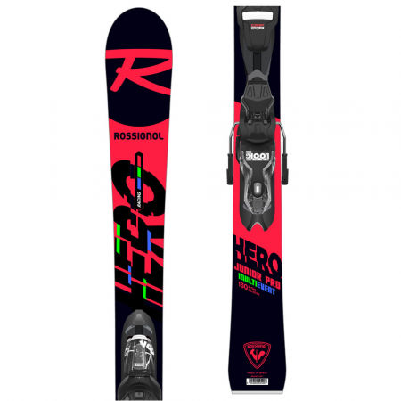 Rossignol HERO JR MULTI-EVENT+XPRESS 7 GW - Juniorské sjezdové lyže