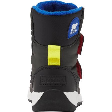 Dětské zimní boty - Sorel WHITNEY II STRAP GRY - 6