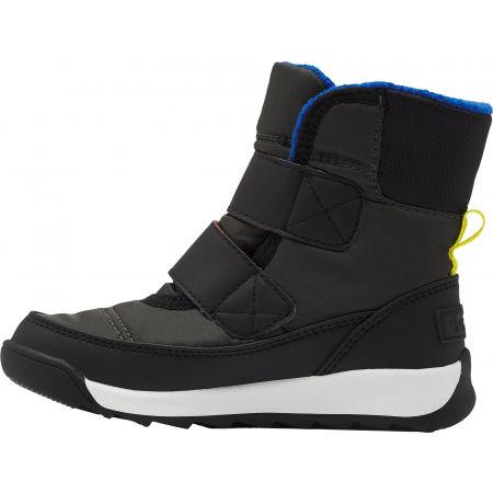 Dětské zimní boty - Sorel WHITNEY II STRAP GRY - 2