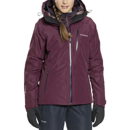 Dámská lyžařská bunda - Atomic W SAVOR 2L GTX JACKET - 2