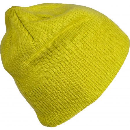 Zimní čepice - Salomon LOGO BEANIE - 2