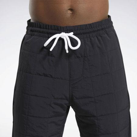 Pánské tréninkové kalhoty - Reebok MYT QUILTED PANT - 7