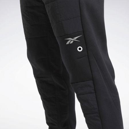 Pánské tréninkové kalhoty - Reebok MYT QUILTED PANT - 8