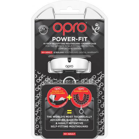 Chránič zubů - Opro POWER FIT SOLIDS - 2