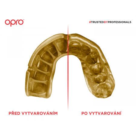Chránič zubů - Opro POWER FIT SOLIDS - 5
