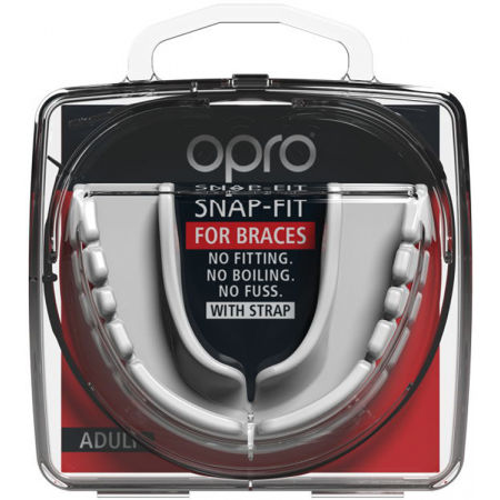 Chránič zubů - Opro SNAP FIT BRACES - 4