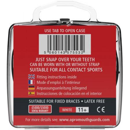 Chránič zubů - Opro SNAP FIT BRACES - 6