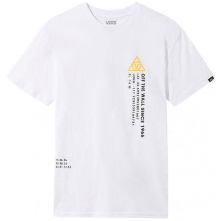 Pánské tričko - Vans MN 66 SUPPLY SS - 1
