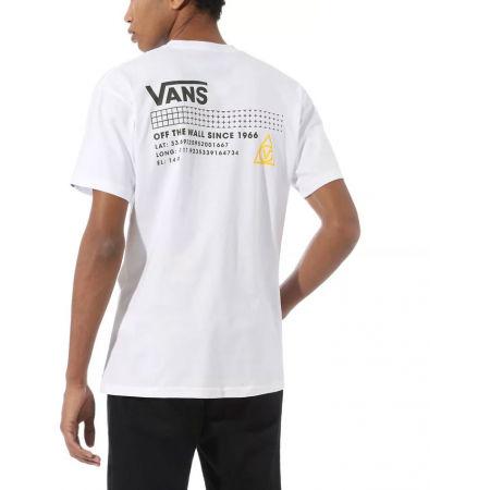 Pánské tričko - Vans MN 66 SUPPLY SS - 3