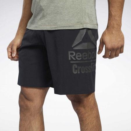 Pánské šortky - Reebok RC EPIC BASE SHORT LG BR - 5