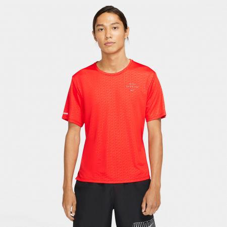 Pánské běžecké tričko - Nike MILER RUN DIVISION - 5