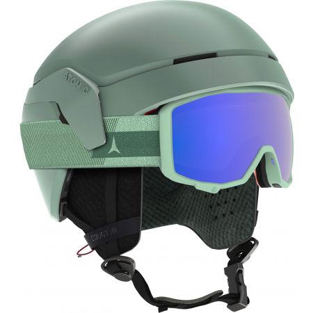 Juniorská lyžařská helma - Atomic COUNT JR - 2
