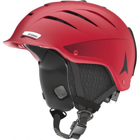 Lyžařská helma - Atomic NOMAD LF