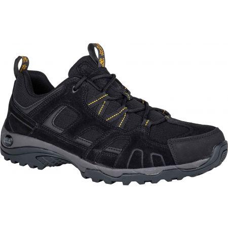 Jack Wolfskin MONTANA HIKE LOW - Pánská outdoorová obuv