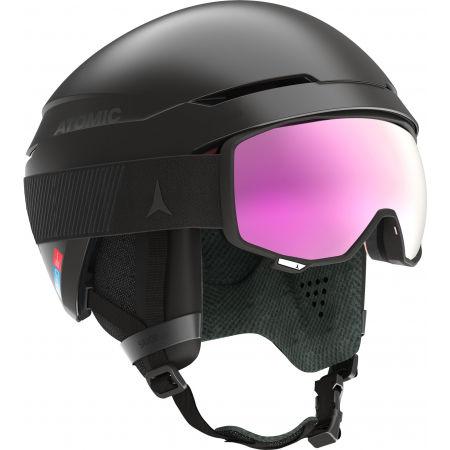 Lyžařská helma - Atomic SAVOR AMID - 2