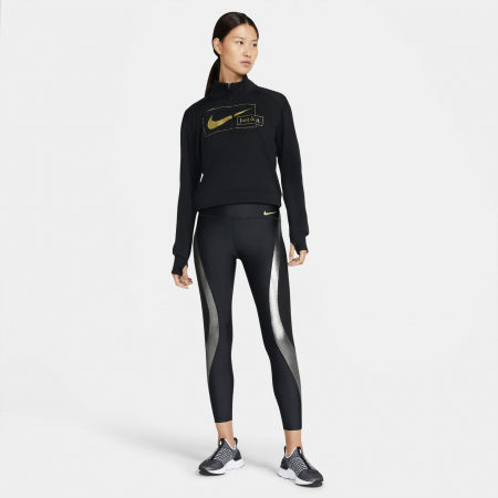 Dámská běžecká mikina - Nike ICON CLASH TQO - 7