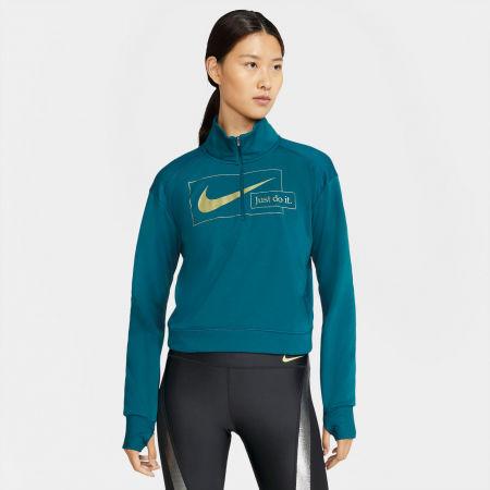 Dámská běžecká mikina - Nike ICON CLASH TQO - 3