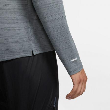 Pánské běžecké triko s dlouhým rukávem - Nike DRI-FIT MILER - 6