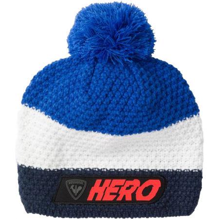 Pletená čepice - Rossignol HERO POMPON X3