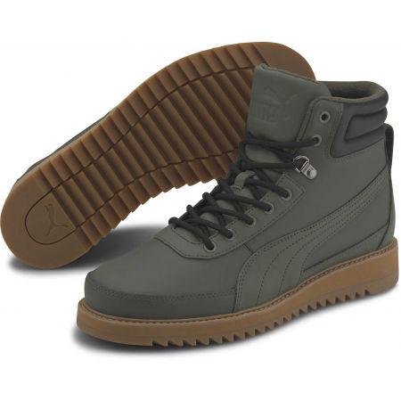 Pánská zimní obuv - Puma DESIERTO V2 - 1