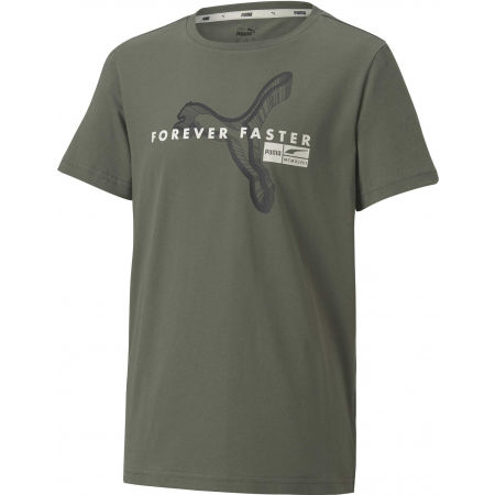 Puma ALPHA HOLIDAY TEE B