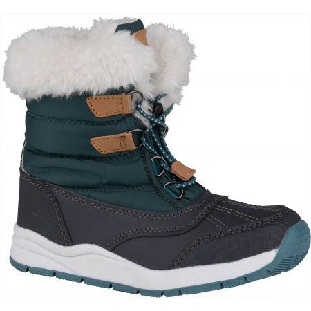 ALPINE PRO TEUTO - Dětská zimní obuv