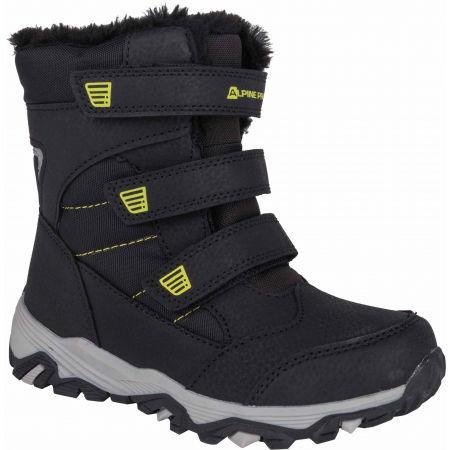 ALPINE PRO KURTO - Dětská zimní obuv