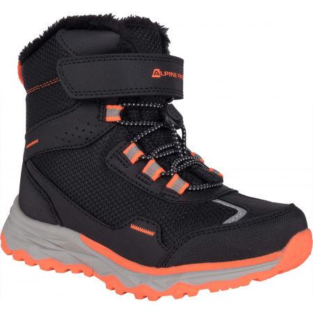 ALPINE PRO VESO - Dětská zimní obuv