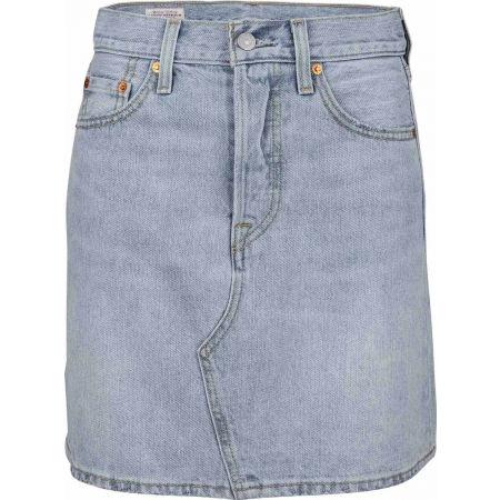 Dámská riflová sukně - Levi's HR DECON ICONIC BF SKIRT CORE - 1