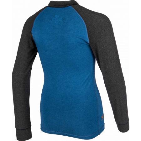 Dívčí funkční triko s dlouhým rukávem - Progress CC NDRD - 3