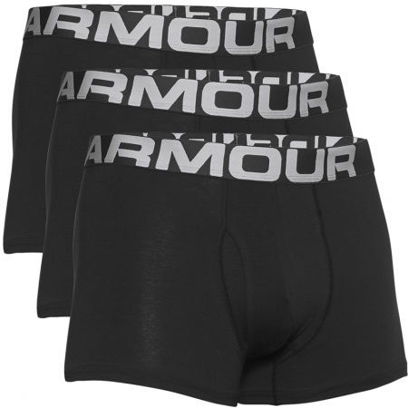 Under Armour CHARGED COTTON 3IN 3 PACK - Pánské trenky
