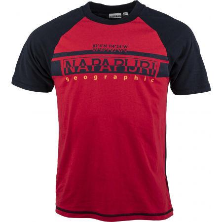 Pánské tričko - Napapijri SIRILO - 1