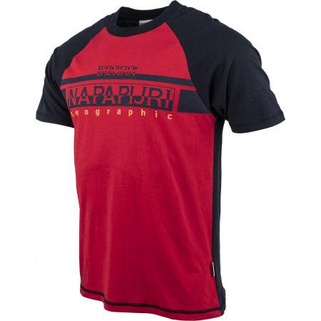 Pánské tričko - Napapijri SIRILO - 2