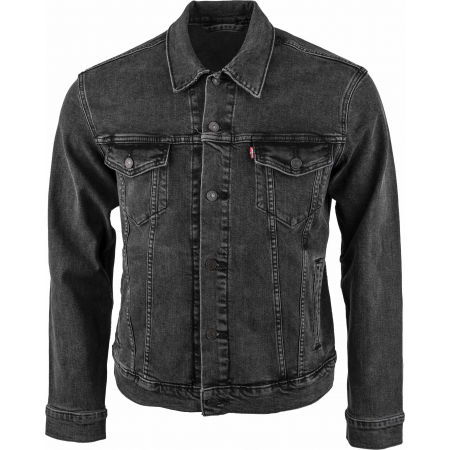 Levi's THE TRUCKER JACKET CORE - Pánská jeansová bunda